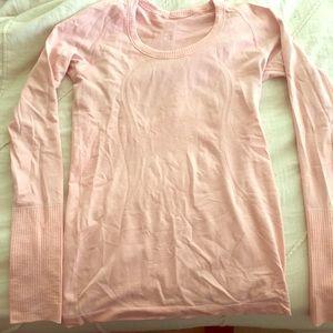 Lululemon Swiftly Tech Long sleeve top, size 6